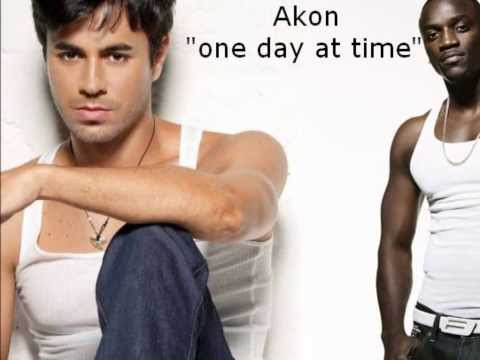 Enrique Iglesias Ft  Akon   One Day At A Time video