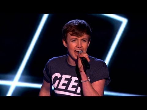 The Voice UK 2013   Jordan performs 'I Believe In A Thing Called Love' - Blind Auditions 5 - BBC One