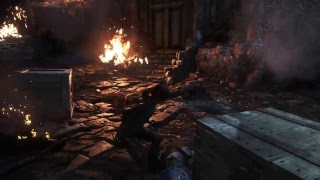 Rise of the Tomb Raider: PS4
