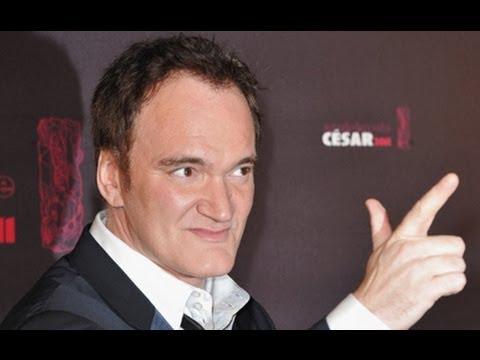 Tarantino - War on Drugs is Like Slavery