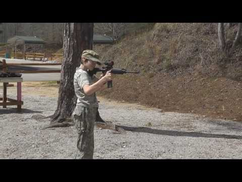 DPMS Oracle 5.56 and Lucid HD7 red dot review