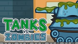Танки против Зомби - Эпизод 1   Мультик про танки