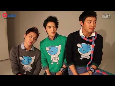 2012 NII AUTUMN MAKING FILM with JYJ.