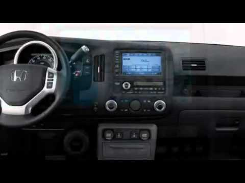 2008 Honda Ridgeline Video