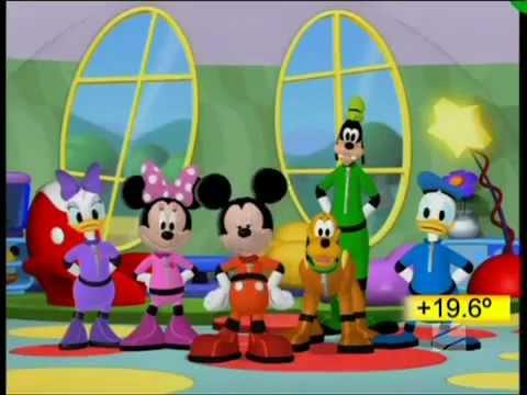 მიკი მაუსის კლუბი თავგადასავალი 1