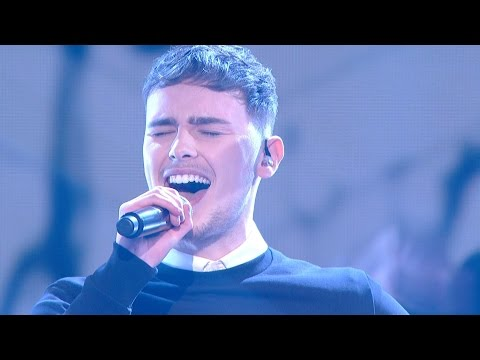 Joe Woolford performs 'Don't Wake Me Up' - The Live Quarter Finals: The Voice UK 2015 - BBC One