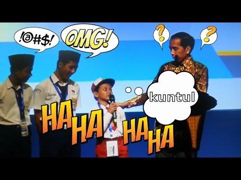 HEBOH! VIDEO ANAK SD BILANG IKAN