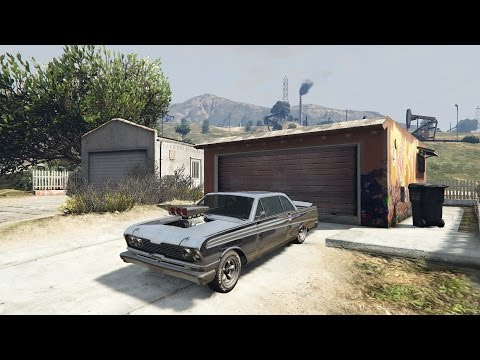 GTA 5 PC - Instant Tuning (Upgrade Car Anywhere) Mod