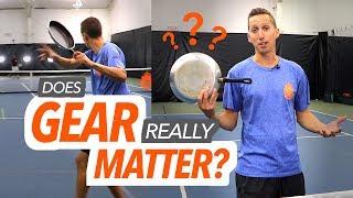 Does Tennis Gear REALLY Matter?