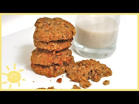 Meg | Oatmeal Chocolate Chip Lactation Cookie video