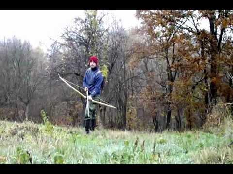 Nov bagremov luk - new acacia bow #74 @ 28