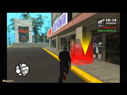 GTA San Andreas #74 Key To Her Heart