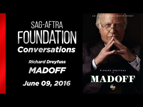 Conversations with Richard Dreyfuss of MADOFF