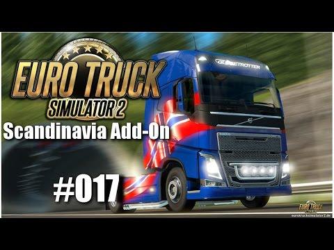Euro Truck Simulator 2: Scandinavia Add-On #017 - Von Lachs, Bier und Reisen