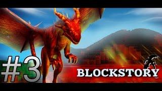 | ENTRENANDO AL BEBE DRAGON | Block Story Android Gameplay (3) _ Español