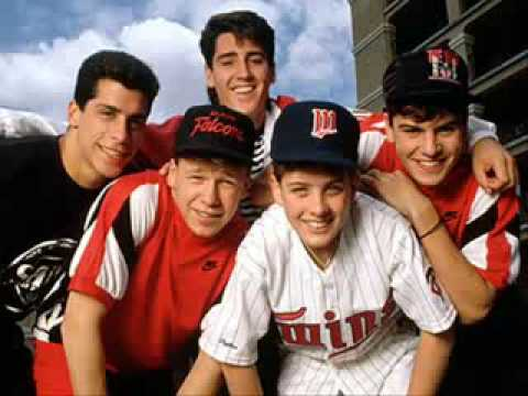 New Kids On The Block-happy Birthday To You video