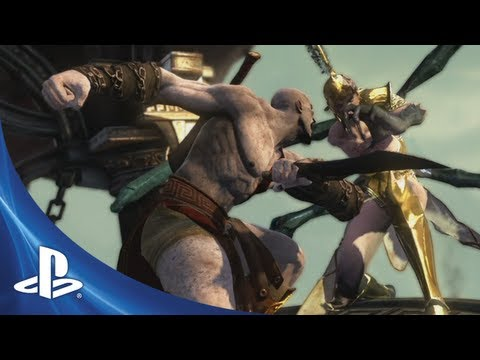 God of War: Ascension Single-Player Gameplay Tease