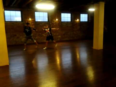 Dome Lorusso Choreography - Whip It - The Lab