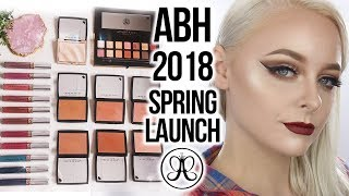 ANASTASIA BEVERLY HILLS SPRING LAUNCH: OVERVIEW, SWATCHES + DEMO | MCDREW