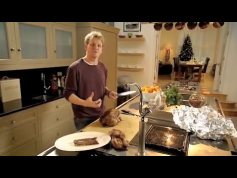 Gordon Ramsay - Spiced christmas goose