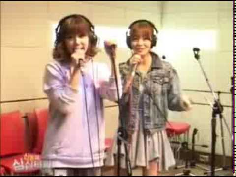 130508 시크릿 SECRET Intro + YooHoo live at SSTP radio