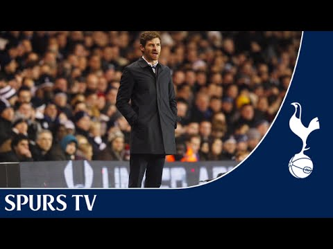 Andre Villas-Boas full Tottenham Hotspur pre-match preview. Including his thoughts on Twitter!
