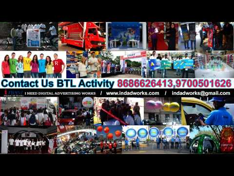 Below the line promotion agency in Hyderabad