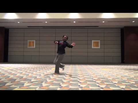 Ishq Sufiyana (movie: The Dirty Picture) Indian Dance Demo By Master Hari Om At Asia Yoga Conference video