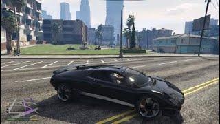 Grand Theft Auto V trick