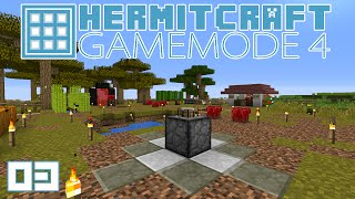 Hermitcraft Gamemode 4 03 Triple Wither Skeleton Farm