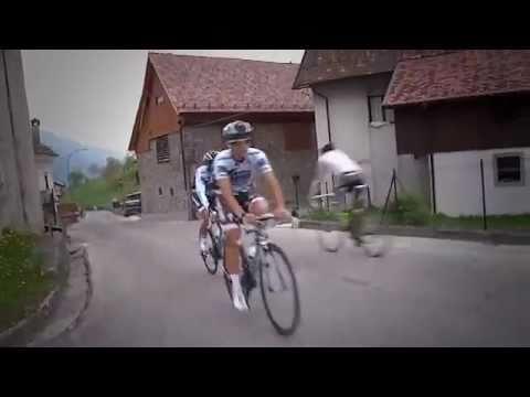 Alberto Contador - Reconning Giro 2011 (Stage 14 Crostis)