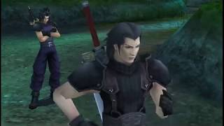 Let's Play Crisis Core: Final Fantasy VII 02 - What ARE dumbapples?!