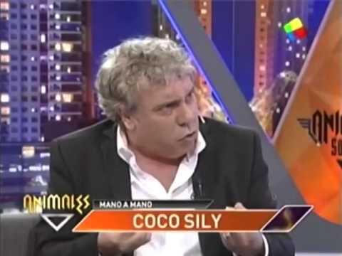 Animales Sueltos - Coco Sily cuenta cuando casi se le muere Paco Jamandreu