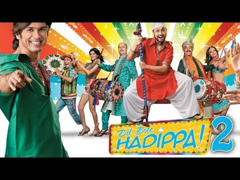 Making of The Film - DIL BOLE HADIPPA - Part 2