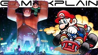 Is Mario Kart Set to Appear in Wreck-It Ralph 2? Unusual Music at Disney World Suggests It Might Be!
