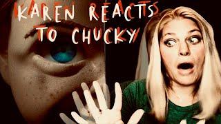 Hi I'm Karen: Child's Play Reaction Video