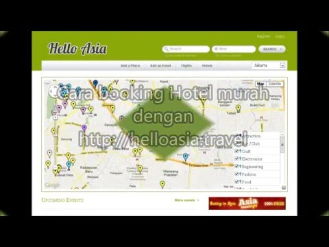 Cara Booking Hotel Murah dengan Hello Asia Travel Part 1