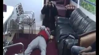 معركة مع جني موكل بسحر تعطيل الجماع والجنون ولولا رحمة الله لمات الراقي المغربي 00212674893479