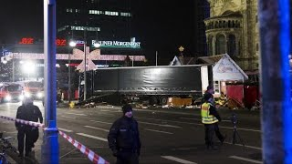 Many Killed at German Christmas Market