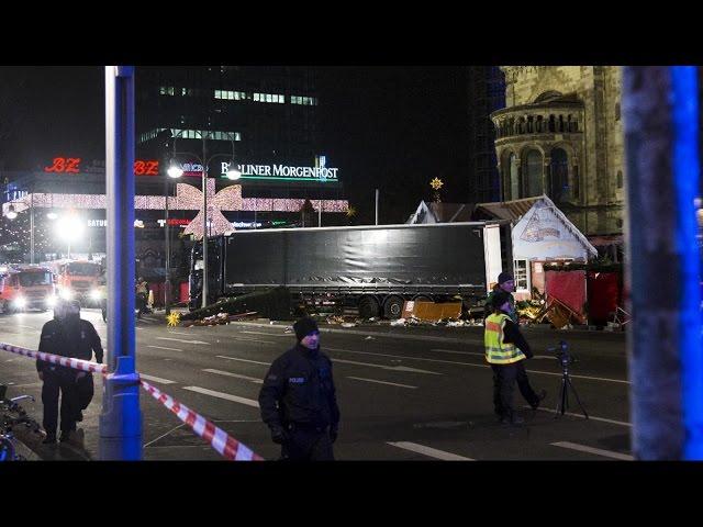 Many Killed at German Christmas Market