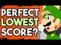 "Is it Possible to Reach the ""Perfect"" Lowest Score in New Super Luigi U?"