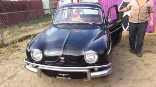 1962 Renault Dauphine Complete Restoration