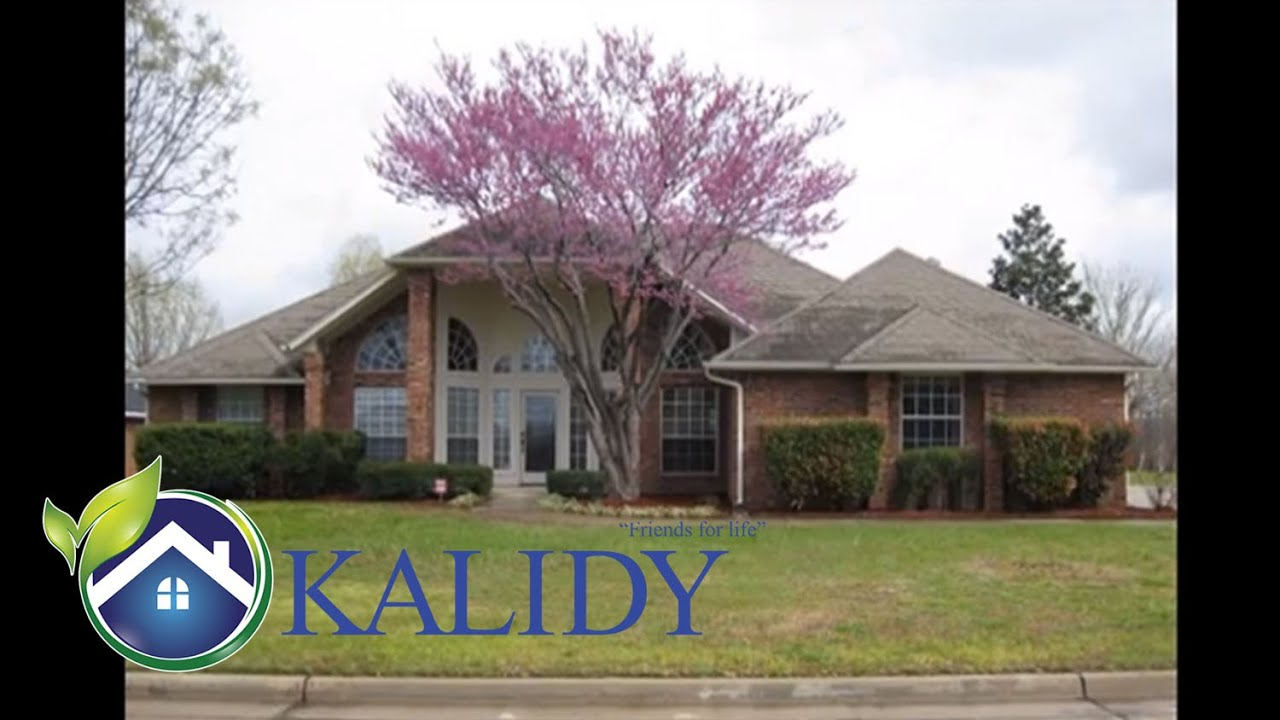 Kalidy homes 4704 crystal lake rd norman ok 73072 for Norman ok home builders