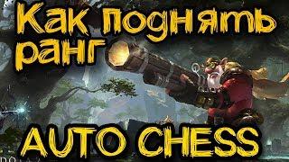 Новинка! Dota Auto Chess - новая попытка поднять рейтинг!