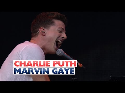 Charlie Puth - 'Marvin Gaye' (Live at Jingle Bell Ball 2015)