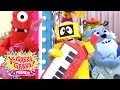 Yo Gabba Gabba! Full Episodes HD - We Love To Rock | Instruments Name Game | Practice | kids songs
