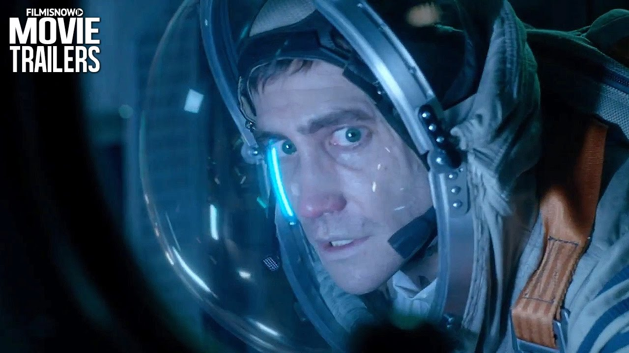 LIFE Trailer: Jake Gyllenhaal & Ryan Reynolds Find Terror in Space