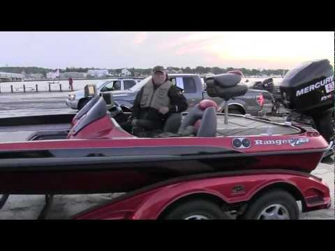 Sturgeon Bay Open Bass Fishing Tournament 2012