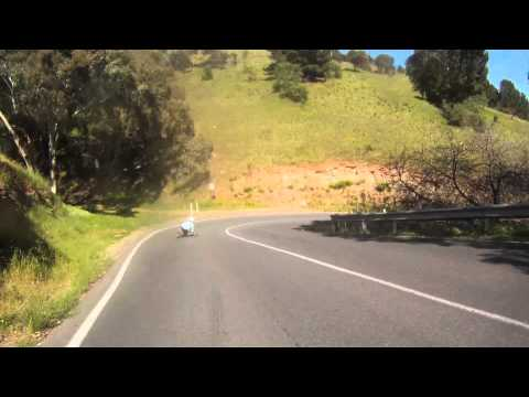 Charlie Harris - Radelaide skate fast