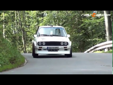 BMW M3 Rally Special - Action, Drift + Sound